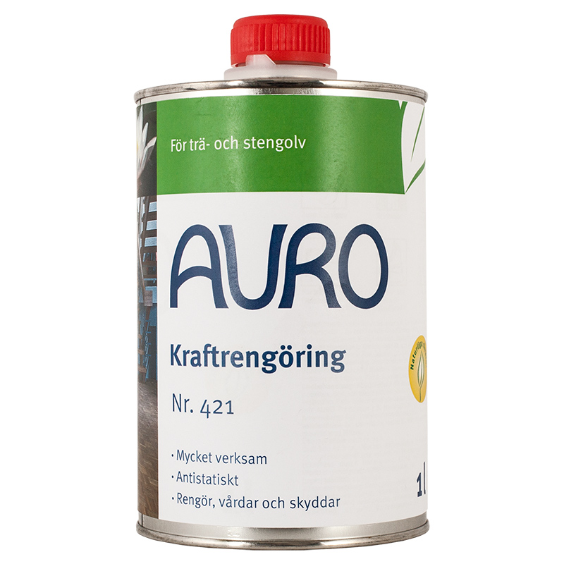 Kraftrengöring 421 - 1 lit från Auro