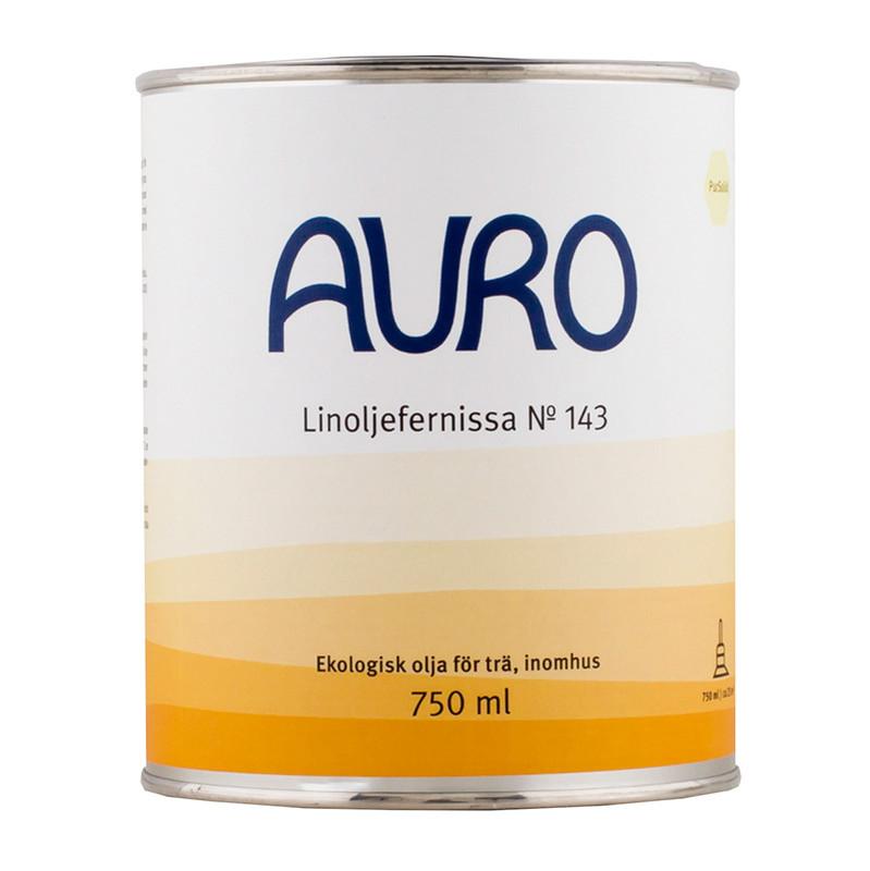 Linoljefernissa 143 - 375 ml från Auro