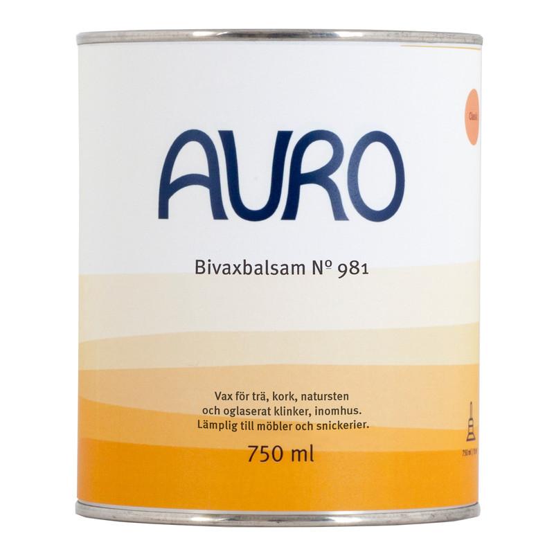 Bivaxbalsam 981 - 750 ml från Auro
