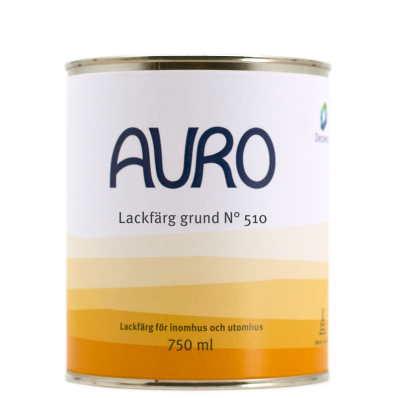 Lackfärg Grund 510 - 750 ml från Auro