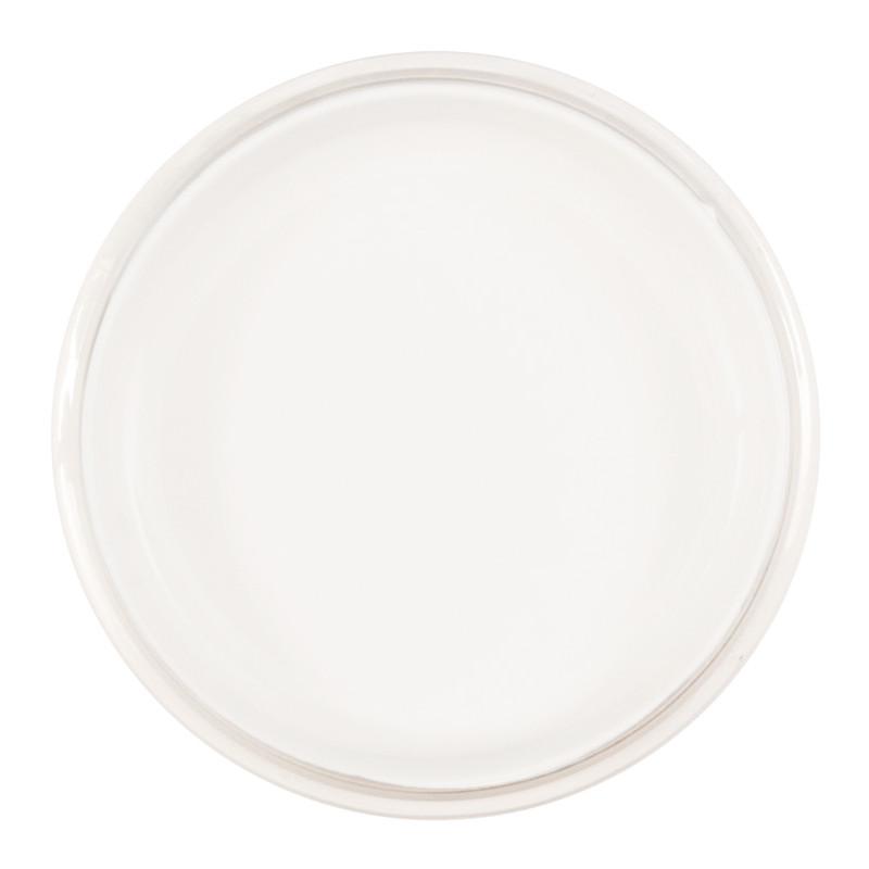 Väggfärg 555 Marmorvit - provburk från Auro