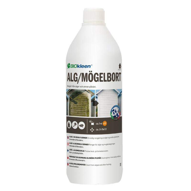 Alg & Mögelbort Biokleen - 1 lit från Auro