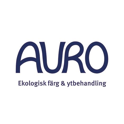 Auro - ekologisk färg och ytbehandling