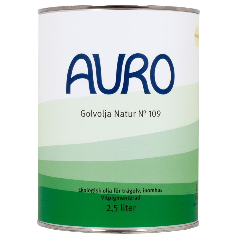 Golvolja Natur 109 - 1 lit från Auro