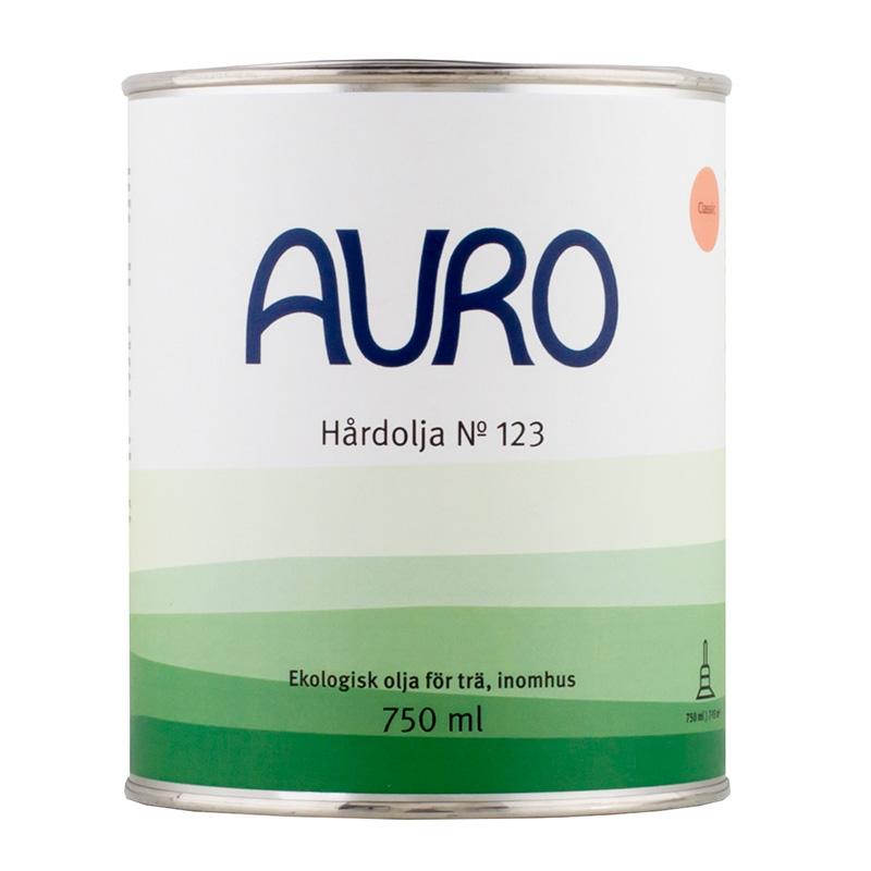 Hårdolja 123 - 375 ml från Auro