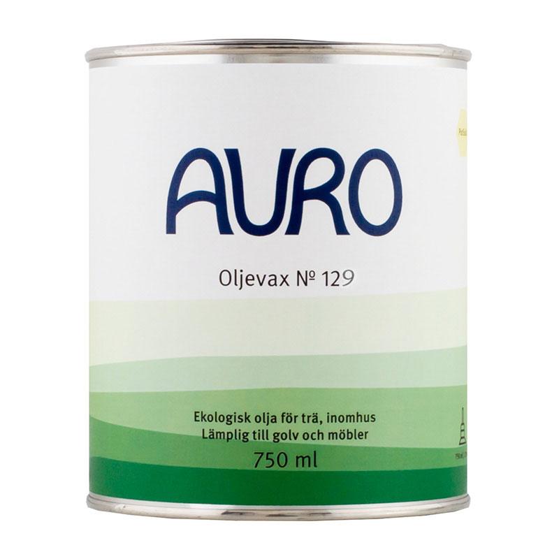 Oljevax 129 - 375 ml från Auro