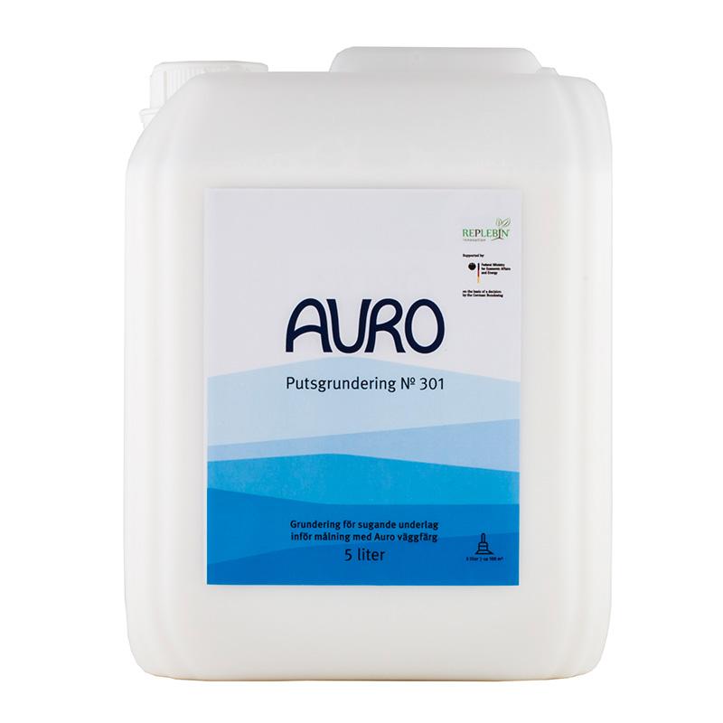 Putsgrundering 301 - 2 lit från Auro